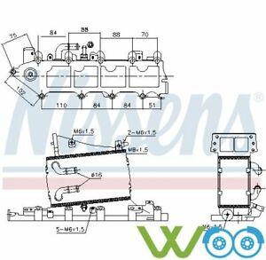 Ladeluftkühler  für VW Golf VII Golf VII Kombi Passat Passat Variant 96316