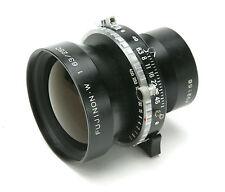 "Fuji Fujinon-W 6,3/250mm Up To 8x10"" Lens In Copal Shutter #1. PARTS OR REPAIR."