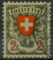 Switzerland 1924 SG 332a Used 80%