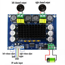 MODULO TPA3116D2 AMPLIFICATORE STEREO 120+120 Watt  Class D HI-FI AUDIOPHILE NEW