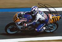 Wayne Gardner Hand Signed Rothmans Honda 12x8 Photo 2.