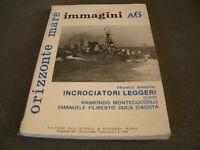 Incrociatori Leggeri, Classi - immagini A6 F.Bargoni 160 Pag. Anno 1980