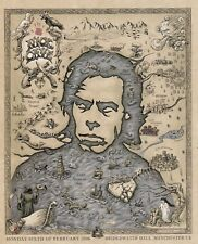 New listing Nick Cave, Manchester, 2006 - Mini Poster/Book Clipping
