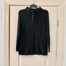 Talbots Mock Neck Pure Cashmere Sweater Sz XS NWT