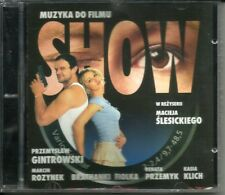 Show - Soundtrack (Sealed/Folia) P.Gintrowski,Fiolka,R.Przemyk,Brathanki & inni