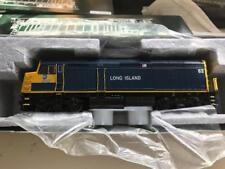 KATO HO Scale Locomotive Long Island Railroad F40PH 62 NIB custom painted DCC