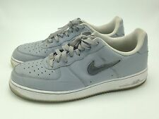 Men's Nike Air Force 1 Wolf Grey/Wolf Grey 488298 017 2012 Size 11