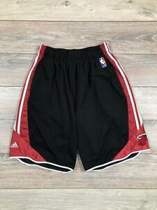 Miami Heat NBA Basketball Men's Adidas Shorts size L
