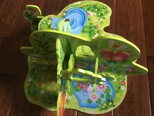 Wood girls Wooden Fairy Tree House Toy for Dolls Dollhouse Paid $72