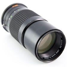 Minolta Kameraobjektive mit Sony Alpha Anschluß