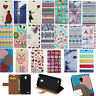 for Huawei Series Phone Wallet Card Holder Leather Case Stand Skin Cover JL