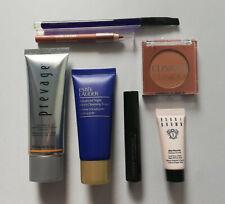 Estee Lauder, Elizabeth Arden, Clinique and Bobbi Brown skincare and makeup