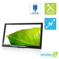 "Viewsonic VA2446M-LED 24"" Widescreen 1920x1080 LED Monitor Grade B (Monitor Only"