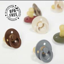 BIBS Pacifier Dummy Dummies BPA Free Assorted Baby Toddler Cherry Shape