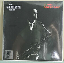 "JOHN COLTRANE QUARTET the roulette sides 10""EP RSD RECORD STORE DAY 2016"