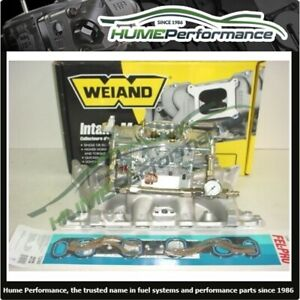 FORD CLEVO CLEVELAND PACKAGE WEIAND MANIFOLD & HOLLEY CARB CARBURETTOR 351 2V