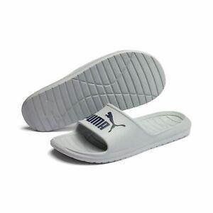 Puma Divecat v2 Unisex Sandal Shower Beach Shoes Slippers 369400 Grey