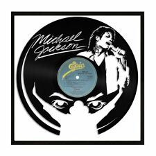 Michael Jackson Vinyl Wall Art Music Bands and Musicians Themed Souvenir Framed