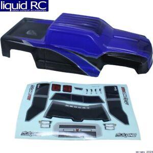 Redcat Racing H10-BL Dukono Body Blue/Black