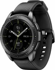 Samsung Galaxy Watch SM-R815U 42mm Bluetooth + 4G LTE Unlocked Midnight Black