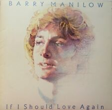 Barry Manilow If I should Love Again Vinyl Lp