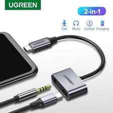 Ugreen Usb Type C To 3.5mm Adapter Converter 3.5 Jack Aux Cable Earphones Huawei