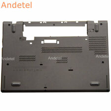 New Original Lenovo ThinkPad T450 Bottom Cover Base Lower Case W/ Dock 01AW567