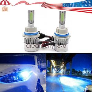 8000K 9007 LED Headlight Bulbs Hi&Low Beam For Dodge Ram 1500 2500 2002-2005