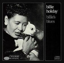 Billie Holiday Billies Blues CD Jazz Album July 1988 Blue Note
