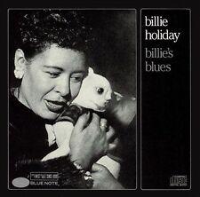 Billie Holiday Billie's Blues CD 1988 Jazz Heritage #512947X