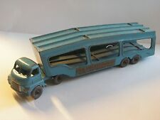 "MATCHBOX LESNEY ACCESSORY PACK No. 2 BEDFORD ""S"" TYPE CAR TRANSPORTER"
