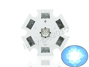 100pcs 5W Cree XLamp XT-E Royal Blue 450nm~452nm XTE LED For Aquarium Light
