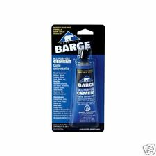 leather & rubber shoe cement glue, 3/4  oz tube   BARGE