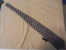 Frank Sinatra Neck Tie Premiere Collection Black, Red White Silver BNWT OS (03C