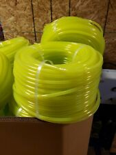New Leader Maple Syrup Sap Lines Tubing Yellow 50ft 516 Free Shipping