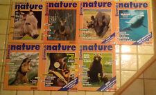 7 Magazines de  Sciences et nature