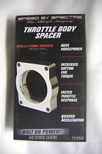SPECTRE 11259 THROTTLE BODY SPACER Ford F150 2004-2009 5.4 V8 Expedition