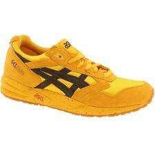 size 10.5 H137K-0590 Asics Men Gel Saga Kill Bill Yellow