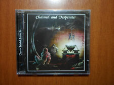 Chateaux - Chained and Desperate Brazilian version remaster w/ Bonus Limited