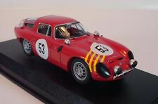 Model Best 1/43 9190 Alfa Romeo TZ 1 Sebring 1964 Stoddard-Kaser OVP #826