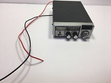 Vintage GE General Electric CB Radio 40 Channel System 3-5804F NO Mic NO POWER