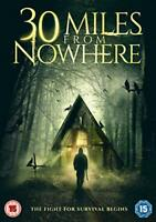 30 MILES FROM NOWHERE [DVD][Region 2]