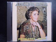 ADELINA  SILVA  -  PRIMEIRO  AMOR ,  CD  von 1998 ,  PORTUGAL  FOLK  , COUNTRY