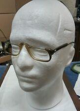 Vintage May Optics 021 Smoke Unisex Reading Eyeglasses Frames Only 150 Usa