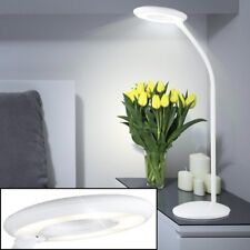 Luxury LED Table Lamp Guest Room Side Night Light Touch Light Switchable