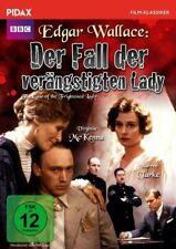 Edgar Wallace - Der Fall der verängstigten Lady - Pidax Klassiker  DVD/NEU/OVP