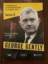 George Gently, Series 6 Very Good DVD, Martin Shaw, Lee Ingleby,