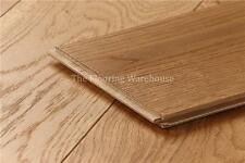 Da 14 mm x 180mm Engineered Rovere spazzolato oliato REAL Wood Floor Pavimentazione in massello