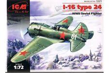 ICM 72071 1/72 I-16 Type 24