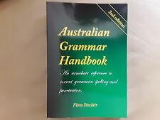 *New* Australian Grammar Handbook by Flora Sinclair